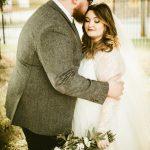 El diseño floral es para morirse en esta exuberante boda de Atlanta