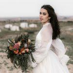 ¿Totalmente al estilo marroquí? Te encantará esta auténtica inspiración de Marrakech Elopement