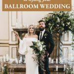 La guía esencial para diseñar tu boda de salón