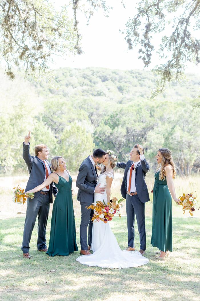 Fotografía de boda aliado Fraustro