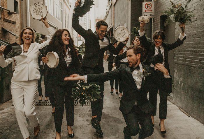 baile de la fiesta de bodas