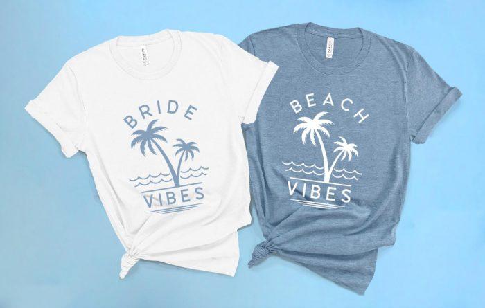 camisas náuticas de despedida de soltera