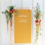 Gran boda falsa Inspiración de boda temática de Austin Camp
