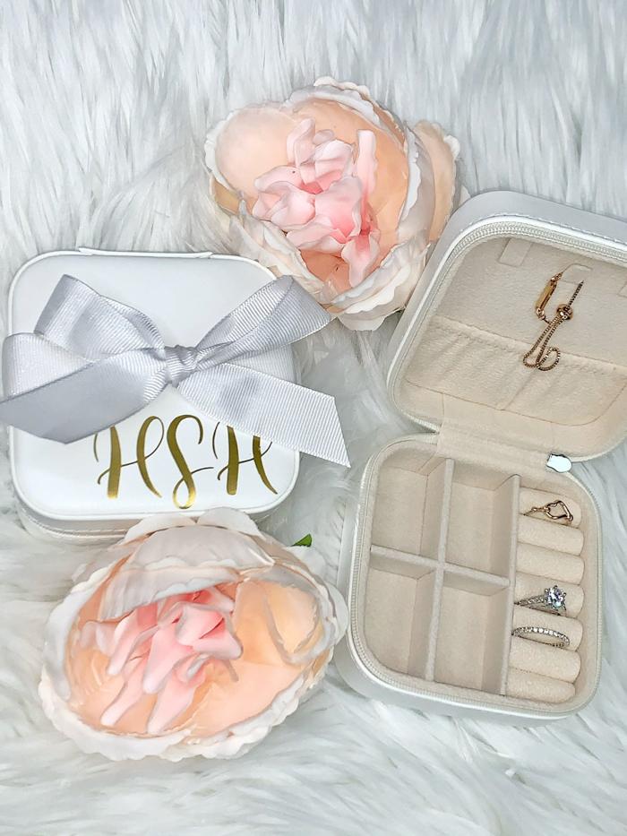 cajas de joyería personalizadas