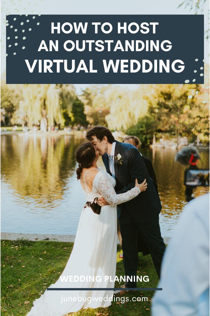 cómo organizar un gráfico de boda virtual