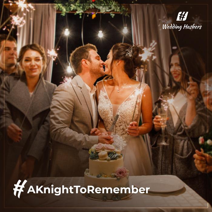 imagen de hash de boda